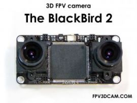 3D FPV camera The BlackBird 2