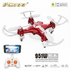 FQ777-951W MINI WIFI FPV With 0.3MP Camera