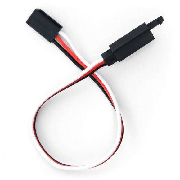 (servo) cables, connectors & parts