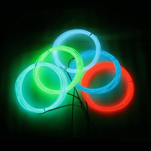 EL wire neon