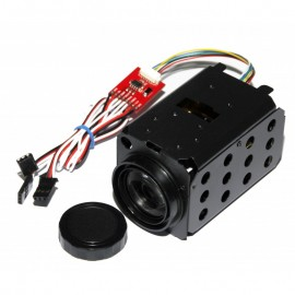 FM-36X V2 800TVL  (Mini Zoom Camera with Infrared sensitive CCD)