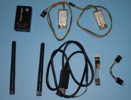 Feiyu tech FY606 GCS upgrade package