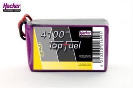 LiFe-EC 4100mAh 3S TopFuel
