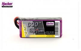 LiFe-EC 600mAh 2S TopFuel