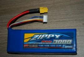 ZIppy FlightMax 4S 3000mAh 14.8v 20C Lipo Battery with XT-60 connector