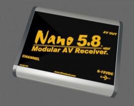 IFtron Nano 5.8GHz Modular Receiver