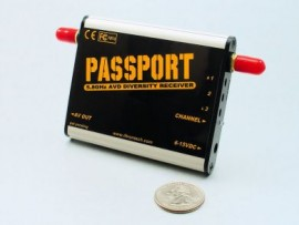 IFtron PassPort 5.8 Diversity Receiver