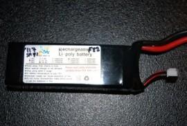 LXHM LI-PO 14.8v 2200mAh 20C For F117 - SR71 & F22