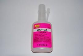 Zap thin CA