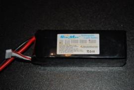 Starmax Li-Po 3700mAh 22,2v 25C for F16 & F18 & F4
