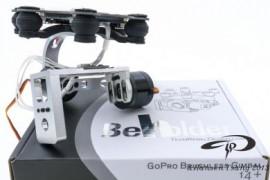 Beholder LIGHT Gopro Brushless Gimbal Lite for DJI Phantom (AlexMos)