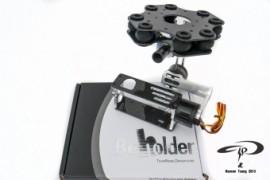 Beholder 2 axis brushless GoPro gimbal RTG (AlexMos)
